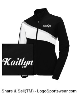 Kaitlyn french Poodle jacket Design Zoom