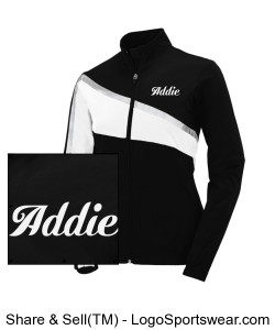 Addie french Poodle jacket Design Zoom